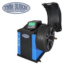 Twin Busch ® Automatic wheel balancer