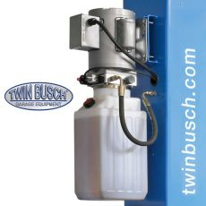 Twin Busch ® BASIC-Line Lift 9200 lbs. - Automatic-Unlock.