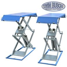 Twin Busch ® Double Scissors Lift - 6600 lbs.