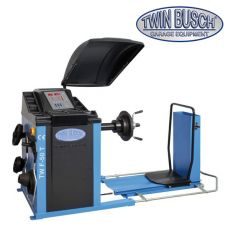 Twin Busch ® Truck Wheel Balancer