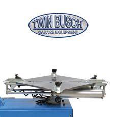 Twin Busch ® Tire Changer - Semi-Autom.