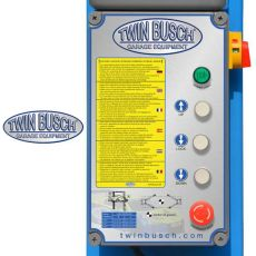 Twin Busch ® Clear floor Pro-Line 9200 lbs.
