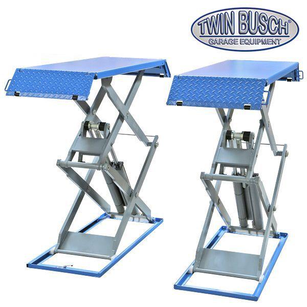Twin Busch ® Double Scissors Lift - 6600 lbs
