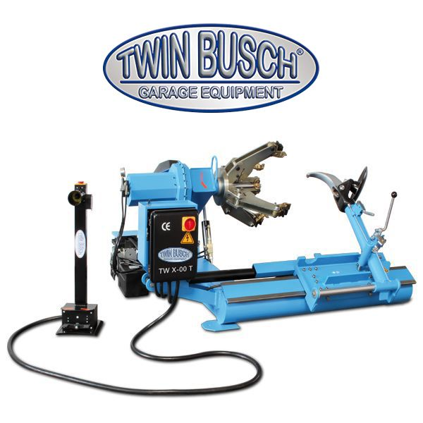twin busch truck tire changer 14 26. Black Bedroom Furniture Sets. Home Design Ideas