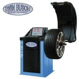Twin Busch ® Wheel Balancer Semi autom.